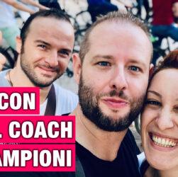 YOGA CON IL COACH DEI CAMPIONI Andrea Zullo FISIOTERAPISTA
